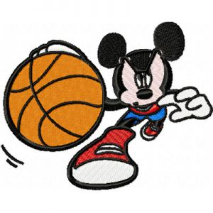 Mickey Mouse Basketball 1
