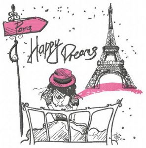 Paris Happy dreams