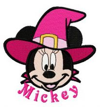 Minnie the witch