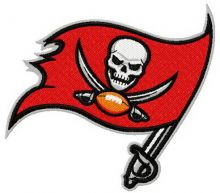 Tampa Bay Buccaneers 2014 alternative logo