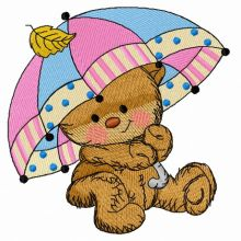 Teddy's rainy day 2
