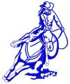 Cowboy 3 embroidery design