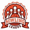 Bowling league 2 embroidery design