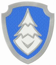 Everest logo from Paw Patrol