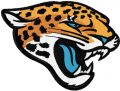 Jacksonville Jaguars Primary Logo 2013 embroidery design