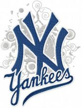 New York Yankees modern logo