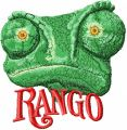 Rango 2 embroidery design