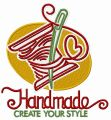 Handmade Create your style 7 embroidery design