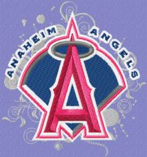 Los Angeles Angels of Anaheim modern logo