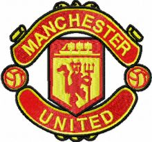 Manchester United Football Club logo