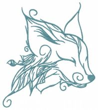 Forest fox spirit 5