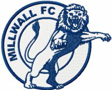 Millwall Football Club logo