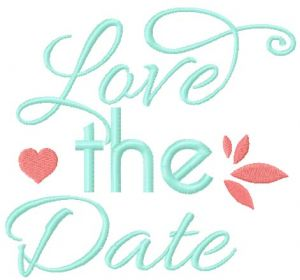 Love the Date