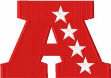 American Football Conference logo