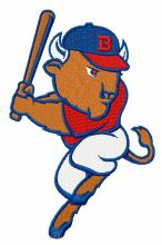 Buffalo Bisons logo 3