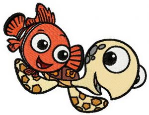 Nemo and Squirt