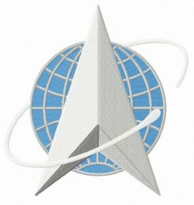 United States Space Force alternative logo