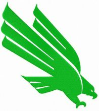 North Texas logo Scrappy