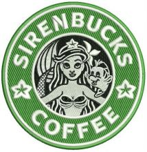Sirenbucks coffee