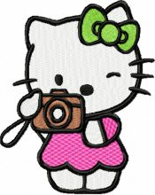 Hello Kitty Photographer