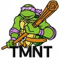Donatello 5 embroidery design