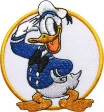 Donald Duck Captain