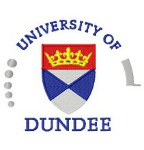University of Dundee logo