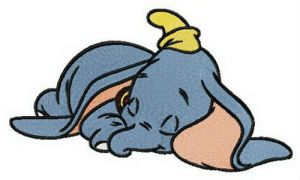 Tired Dumbo