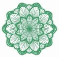 Lace doily 15 embroidery design