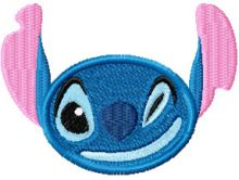 Stitch Smile Winks
