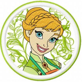 Anna summer embroidery design 3