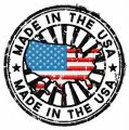 Made in the USA 2 embroidery design