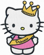 Hello Kitty Little Princess