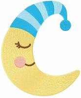 Sleeping crescent