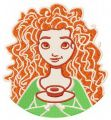 Merida 2 embroidery design