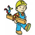 Bob the Builder 4  embroidery design