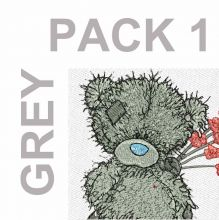 Grey pack 1 -10 designs