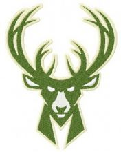 Milwaukee Bucks logo 4