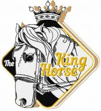 The King Horse