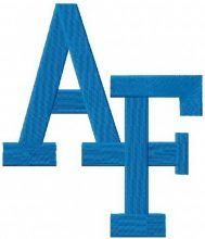 Air Force Falcons primary logo