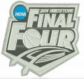 Final four logo embroidery design