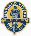 Mariano Rivera New York Yankees embroidery design