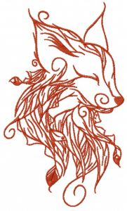 Forest fox spirit 3