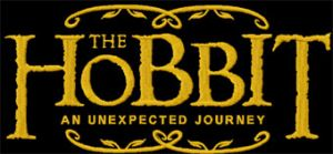 Hobbit An Unexpected Journey movie logo