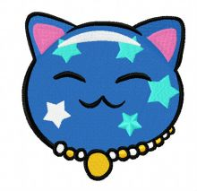 Maneki Neko star kitty 3