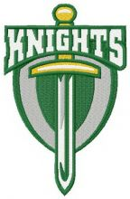 Northeastern Knights logo