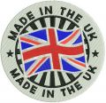 Made in the UK 2 embroidery design