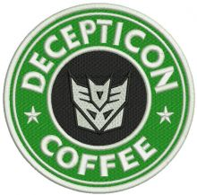 Decepticon coffee
