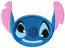 Stitch Smile Crazy