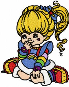 Rainbow Brite Dream